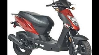 1. KYMCO AGILITY 125 4T RED