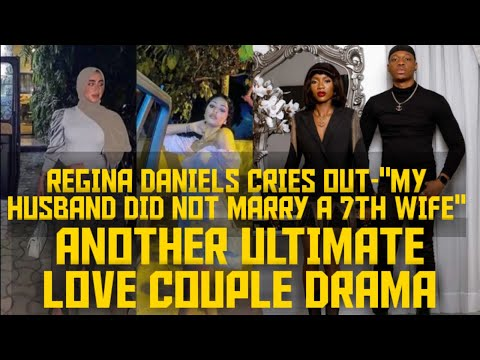 """""""MY HUSBAND DIDN'T MARRY A 7TH WIFE""""-REGINA DANIELS