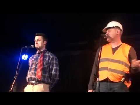 Kabaret Trzy Karty - Robotnicy drogowi (18+)