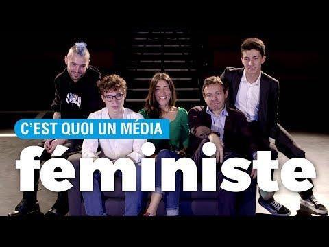 C'EST QUOI UN MEDIA FEMINISTE ?