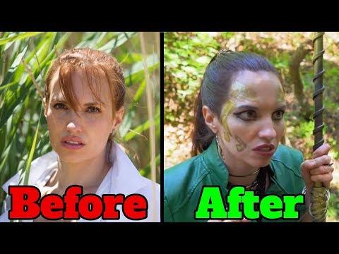 How I became Rita on Ninja Kidz TV! Vlog #7