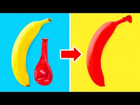 15 AWESOME BALLOON HACKS