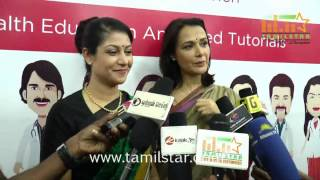 Amala at Teach Aids India Wide Launch