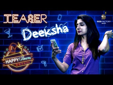 Deeksha Character Intro | Happy Hours | Telugu Web Series by Rod Factory