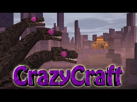 2.0 - Minecraft adds in a CrazyCraft 2.0's current biggest boss that we must defeat to take over the Craziest Mod-Pack in Minecraft! ▭▻ SUBSCRIBE: http://goo.gl/HUkXxf ○ Gaming Channel: http://ww...