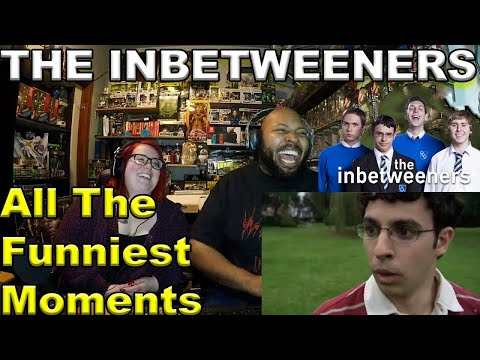 BEST OF THE INBETWEENERS | All The Funniest Moments | Series 1Reaction