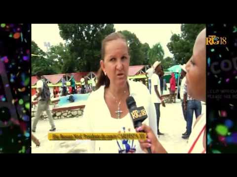 Ouverture officielle CARIFESTA XII en Haïti