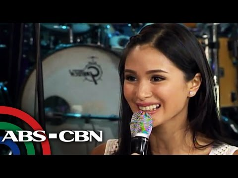 I'm - Actress Heart Evangelista said she is ready to settle down with her boyfriend, Senator Francis