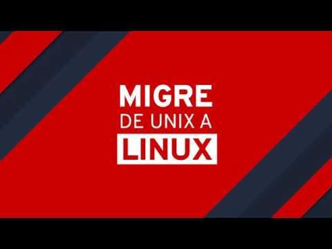 Migra de Unix a Linux ES