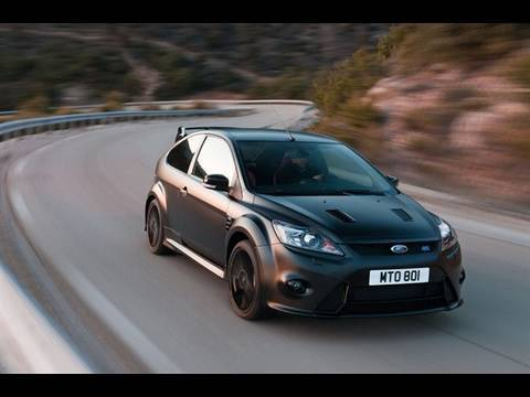 Ford Focus RS500 - autocar.co.uk