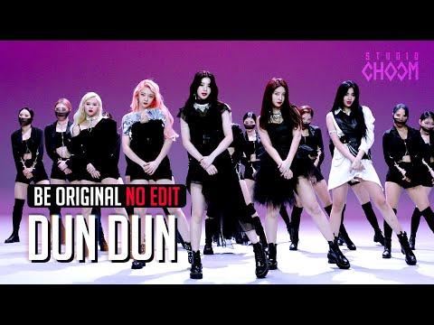 EVERGLOW(에버글로우) 'DUN DUN' (No Edit - 4K) | [BE ORIGINAL]
