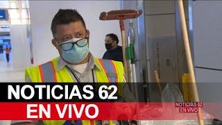 Autoridades aumentan medidas para propagación de coronavirus – Noticias 62 - Thumbnail