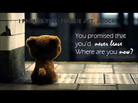 Tekst piosenki Frankie J - I promise you po polsku