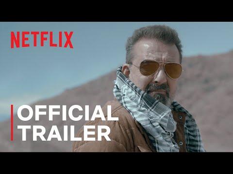 Torbaaz | Official Trailer | Sanjay Dutt, Nargis Fakhri | Netflix India