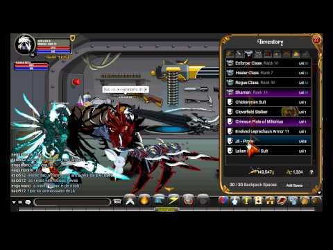 AQW como abrir o shop de hyperium (kaio512)