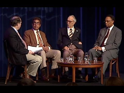 Jazz Legends discussion  - John F. Kennedy Center