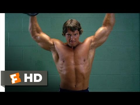 Stay Hungry (9/11) Movie CLIP - No Pain No Gain (1976) HD