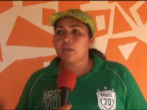 MATV25ANOS - PREFEITURA DE SERRANO DO MARANHAO PROMOVE PREPARATIVOS DE SÃO JOAO