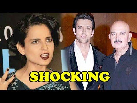 SHOCKING! Kangana Ranaut Called Hrithik Roshan's