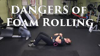 The DANGERS Of Foam Rolling | Lower Back & Ribs