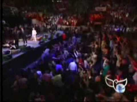 Benny Hinn - Mighty Anointing in Milwaukee