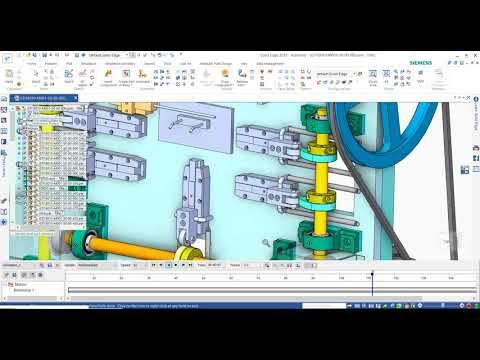 Siemens Solid Edge 2019 - Simulation Motor