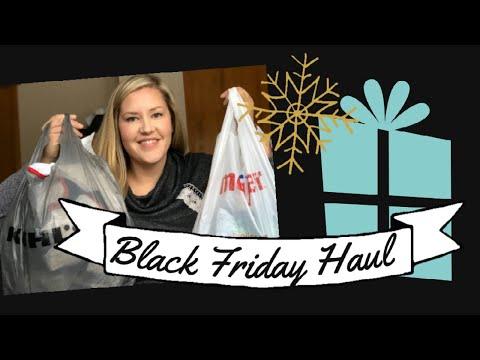 BLACK FRIDAY HAUL! Kohl's, Meier | Kids Clothing Haul