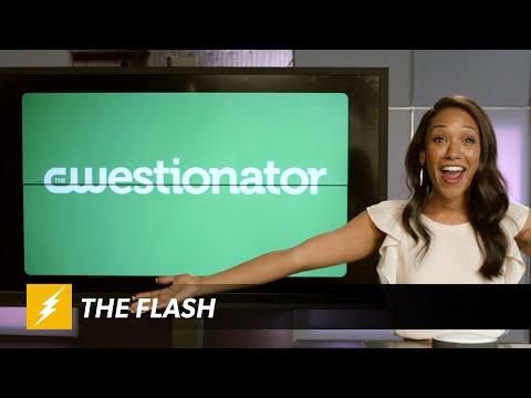 The Flash Season 1 (Featurette Candice Patton)