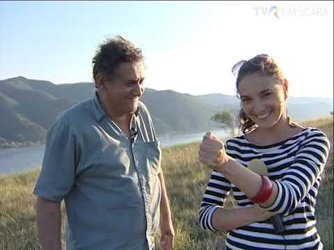 Pescuit la clonc pe Dunăre la Berzasca #SareaInBucate @TVR Timişoara