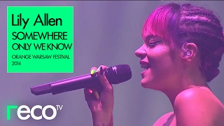 Nonton Lily Allen   Somewhere Only We Know  Orange Warsaw Festival 2014  Film Subtitle Indonesia Streaming Movie Download