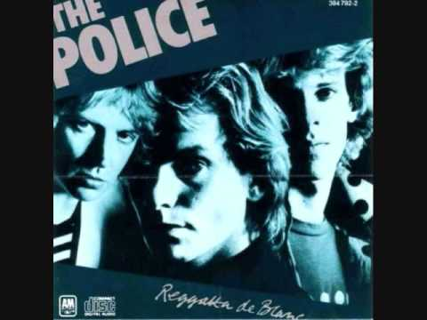The Police - The Bed's Too Big Without You lyrics