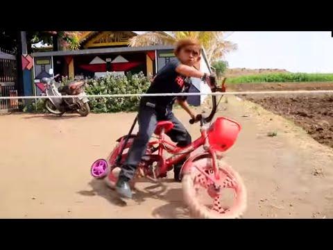 CHOTU KI ANOKHI RACE 3 | छोटू की अनोखी साइकिल रेस | Khandeshi hindi Comedy|Chottu comedy