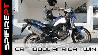 7. Africa Twin 2019 - TestDrive & Review