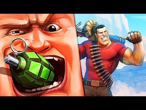 ШУТЕР БУДУЩЕГО! (Guns of Boom)