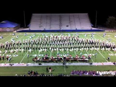 JSU Marching Southerners - Cobb County 2011.m4v