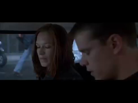 The Bourne Identity (2002) - Cop Chase / Operation Repo Scene Sound Replacement