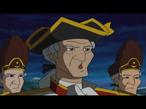 Liberty's Kids HD  -  45 Minute Compilation! | History Cartoons for Children