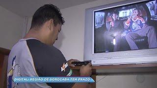 Telespectadores já se preparam para chegada do sinal digital