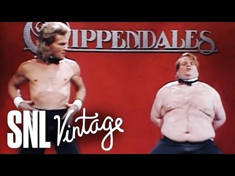 Chippendales Audition - SNL - Thời lượng: 6 phút, 21 giây.