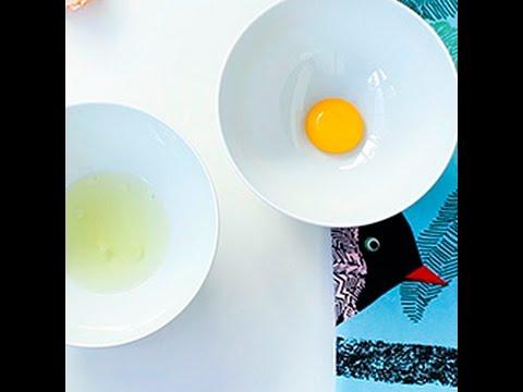 come separare le uova - quattro metodi infallibili!