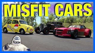 Today we're visiting the lost island of misfit cars for our final episode of Forza Horizon 3 Forgotten Cars! I hope you enjoy this Forza Horizon 3 Gameplay, if you did subscribe for more FH3 Gameplay, Tutorials, Drift Builds, Walkthrough and the FH3 Let's Play! Join the AR12 ARMY!!!! https://www.youtube.com/user/ar12gamingCheap Games: http://amzn.to/2fJiZw0How I record my gameplay: http://e.lga.to/ar12gamingLINKS:Forza Horizon 3 Gameplay: https://www.youtube.com/playlist?list=PL0TuFiczxh94JmogbJoXYvGaQq-ofM0ajAR12 STORE:https://store.ar12gaming.comSOCIAL LINKS:Website ► https://ar12gaming.com/Twitter ► https://twitter.com/Nick88STwitch ► http://www.twitch.tv/ar12gamingInstagram ► https://www.instagram.com/nickandy1/SONGS:https://soundcloud.com/joakimkarud