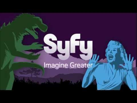 SyFy HD UK 1080p Camel Spiders Advert 2012