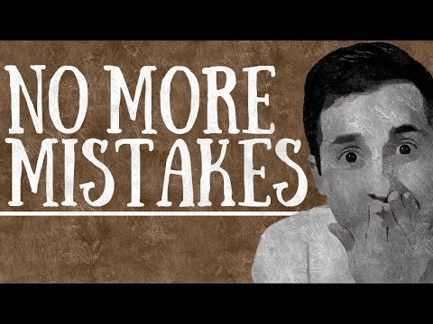 How To Stop Making Mistakes | End Mistake Making For Good