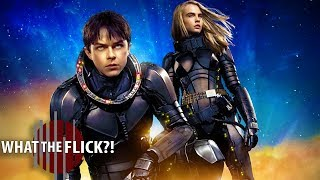 Valerian and the City of a Thousand Planets starring Dane DeHaan, Cara Delevingne, Clive Owen is reviewed by  Alonso Duralde (TheWrap and Linoleum Knife podcast) and William Bibbiani (Crave Online).Read what other critics had to say: https://www.rottentomatoes.com/m/valerian_and_the_city_of_a_thousand_planetsVALERIAN AND THE CITY OF A THOUSAND PLANETS is the visually spectacular new adventure film from Luc Besson, the legendary director of The Professional, The Fifth Element and Lucy, based on the ground-breaking comic book series which inspired a generation of artists, writers and filmmakers. In the 28th century, Valerian (Dane DeHaan) and Laureline (Cara Delevingne) are a team of special operatives charged with maintaining order throughout the human territories. Under assignment from the Minister of Defense, the two embark on a mission to the astonishing city of Alpha-an ever-expanding metropolis where species from all over the universe have converged over centuries to share knowledge, intelligence and cultures with each other. There is a mystery at the center of Alpha, a dark force which threatens the peaceful existence of the City of a Thousand Planets, and Valerian and Laureline must race to identify the marauding menace and safeguard not just Alpha, but the future of the universe.Watch more movie reviews: https://www.youtube.com/playlist?list=PLm4XLke0iGptnCMraDr39laDOUbpEUins