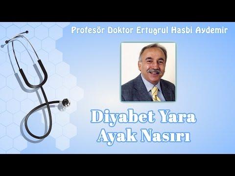 Diyabetik Yara, Ayak Nasırı – Türk Diyabet Cemiyeti