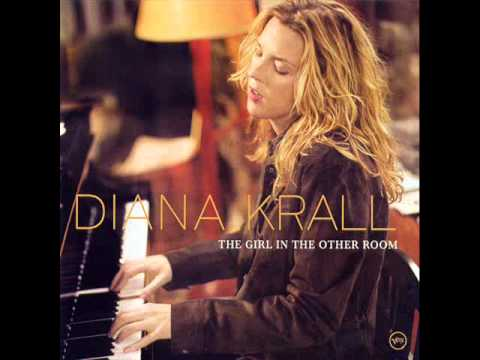 , title : 'Almost Blue - Diana Krall (The Girl In The Other Room) Letra na descrição do vídeo.'