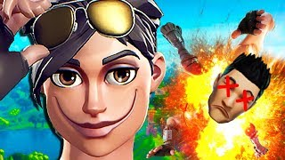 THE AGONY of FORTNITE