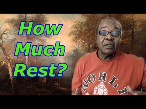 How Much Rest For Each Muscle? – Bodybuilding Tips To Get Big