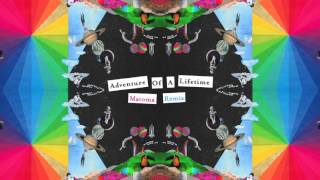 Coldplay - Adventure Of A Lifetime (Matoma Remix) Video