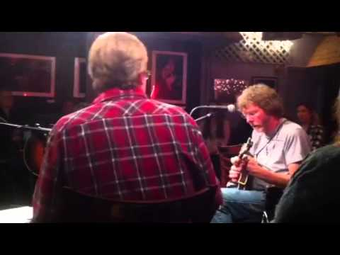 Donnie Sundal Sam Bush John Oates Jeff Black @The Bluebird